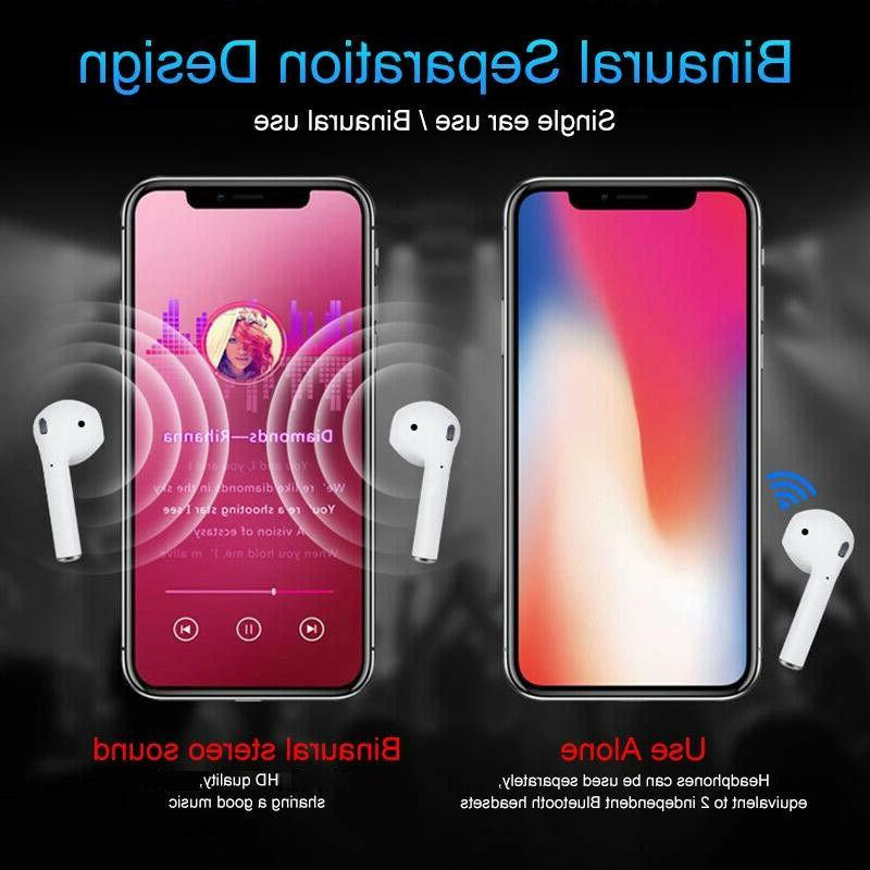 2019 Control Headphones Earbuds Headset With