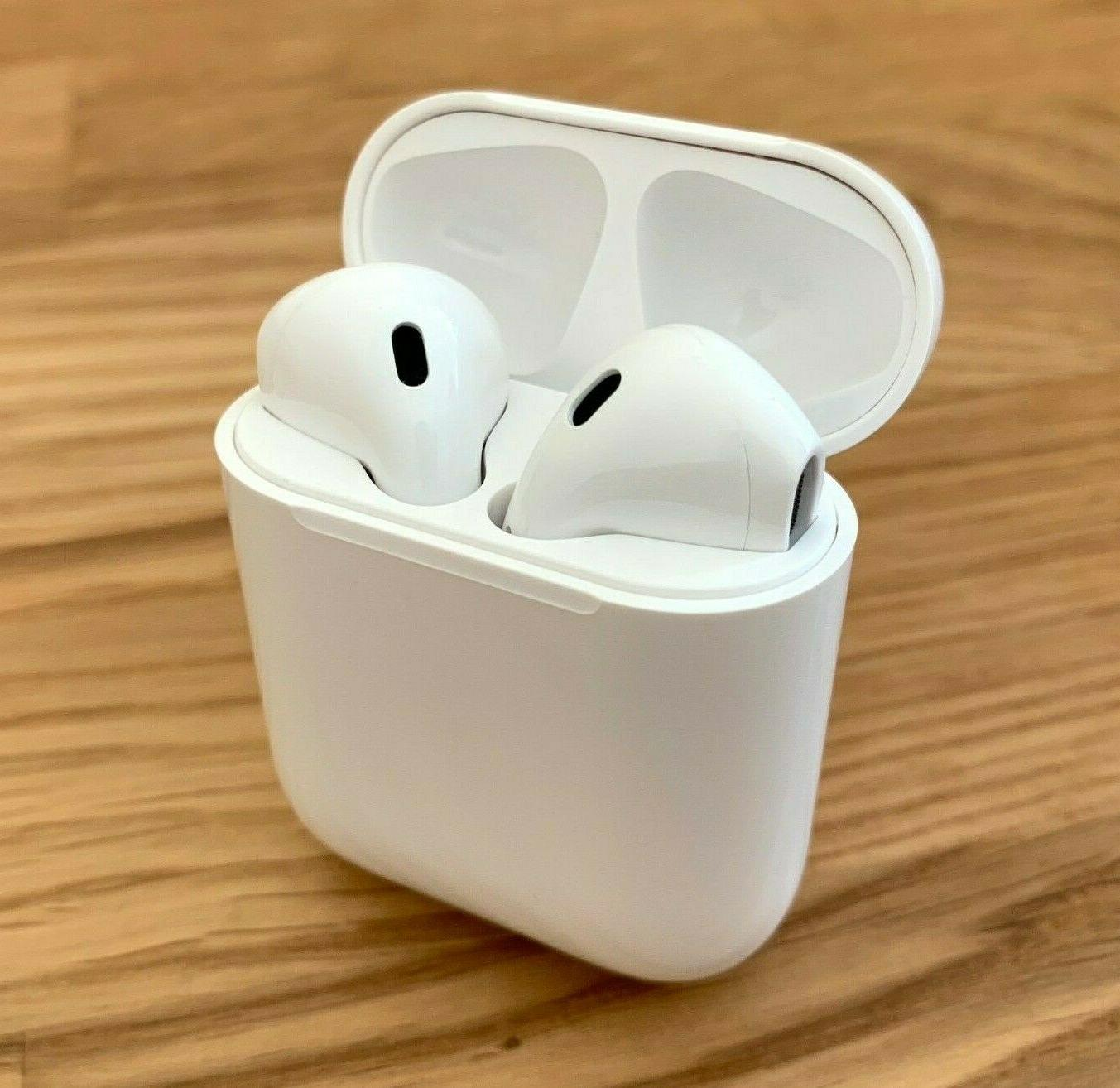 2019 Touch Control Bluetooth Headphones Wireless Earbuds Hea