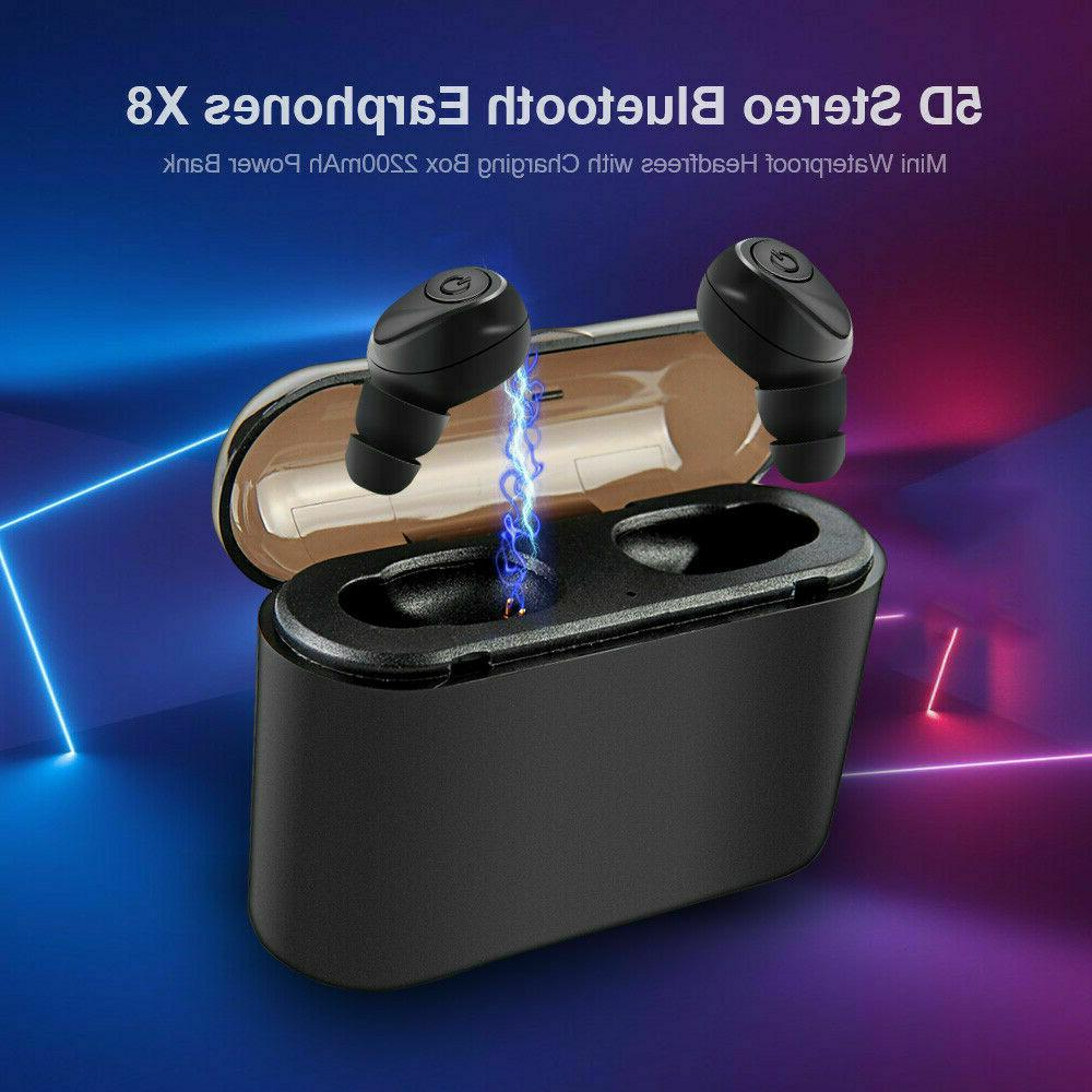2019 Earbuds Cancelling Headset