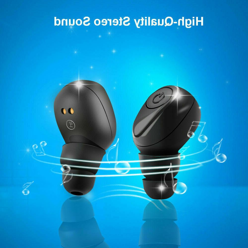 Earbuds Headphones Wireless Noise Cancelling