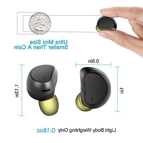 Soundmoov Earbuds with Charging Box -