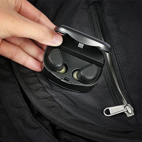 27d24d267c2 Soundmoov Mini Wireless Earbuds -. Soundmoov 316T Wireless Earbuds Charging  Box -