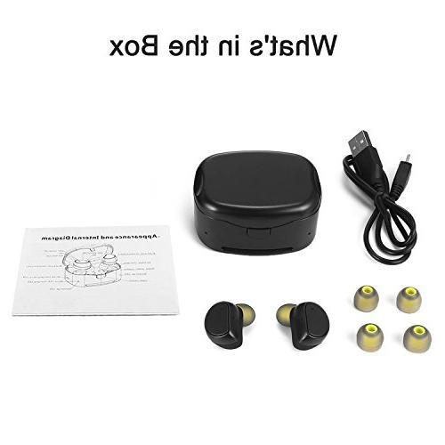 24dbb88fab3 Soundmoov Earbuds - Black. Soundmoov 316T Wireless Earbuds with Box -. Soundmoov  316T Mini Earbuds with Charging -. Soundmoov 316T Earbuds with -
