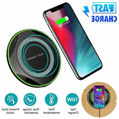 360car mount qi wireless fast charger magnetic