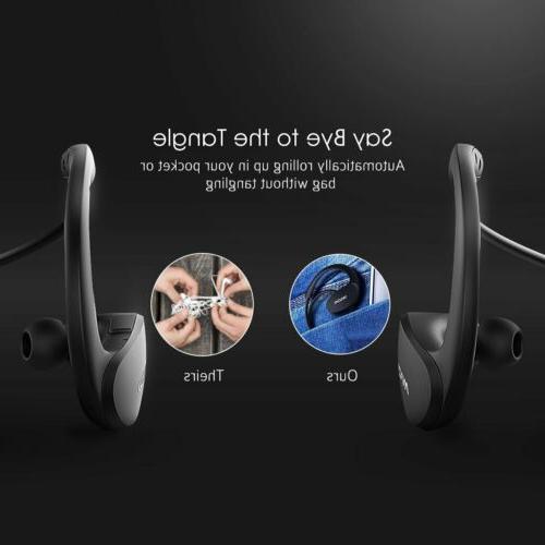 Mpow Headset Sport Headphone Earphone