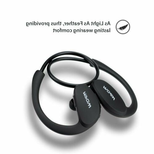 Mpow Bluetooth Headset Sport Stereo Earphone