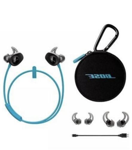 *9 SoundSport Headphones-Aqua