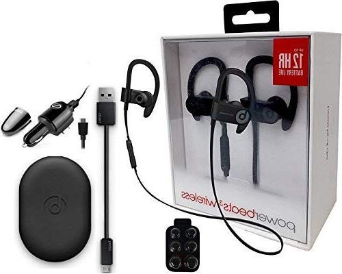Beats By Dr Powerbeats3 Wireless Earphones Car Wall
