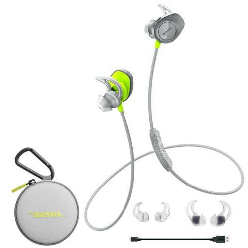 Bose® - Soundsport® Wireless Headphones - Citron