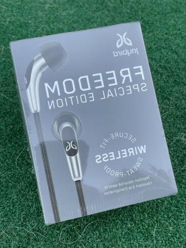 Jaybird - Freedom F5 Wireless In-Ear Headphones - Black Spec