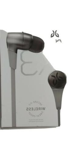 Jaybird - X3 Sport Wireless In-Ear Headphones - Platinum