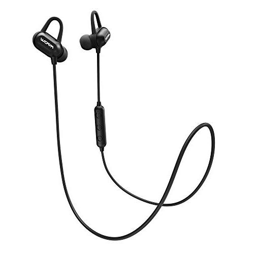 Mpow S9 Bluetooth Headphones, aptX Stereo Wireless Earbuds M
