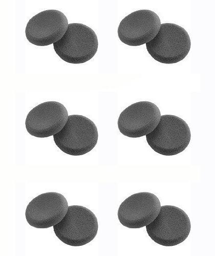 Plantronics  6-Pairs Replacement Ultra soft Foam Ear Cushion