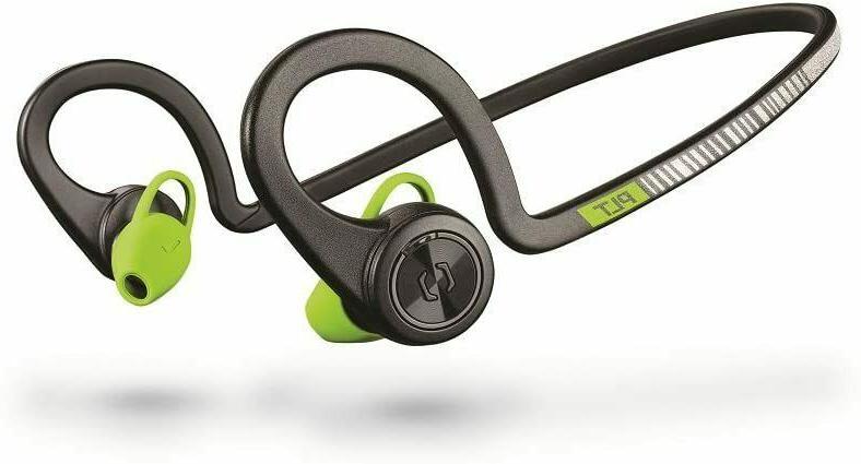 Plantronics BackBeat FIT Wireless Bluetooth Headphones - Wat