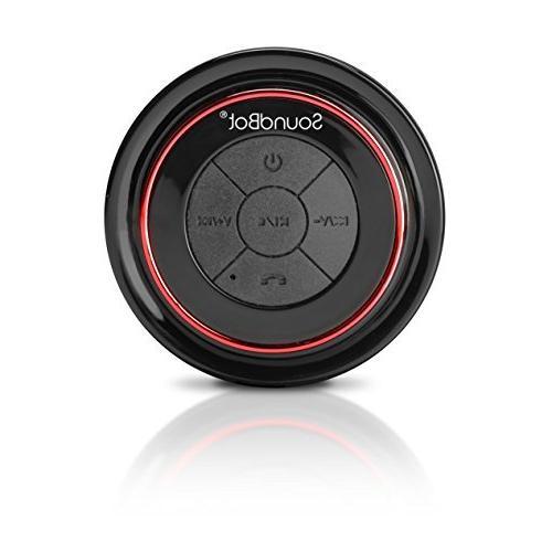 SoundBot SB517 IPX7 Water-Proof Bluetooth Speaker