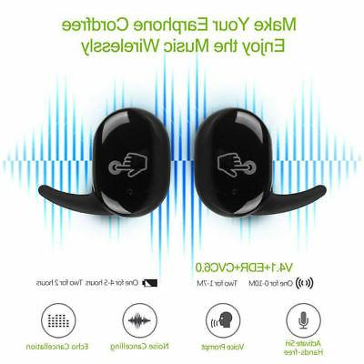 Waterproof Sport Bluetooth Stereo Headphone