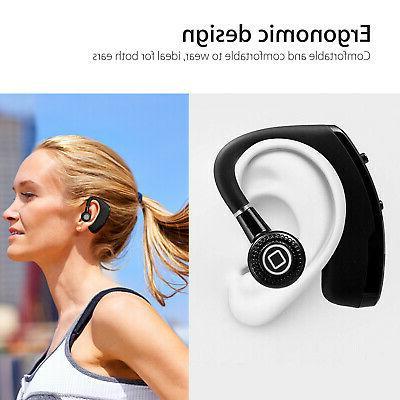 Wireless Ear Headset Stereo Earphone USA