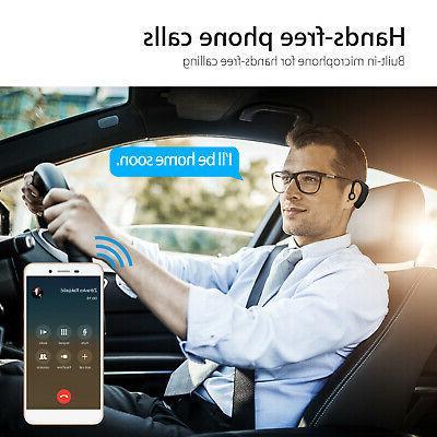 Wireless Bluetooth In Ear Stereo Headphone Earphone Handfree USA