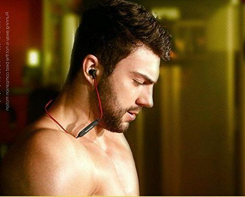 AWEI Bluetooth Wireless Exercise Stereo Noise Earbuds