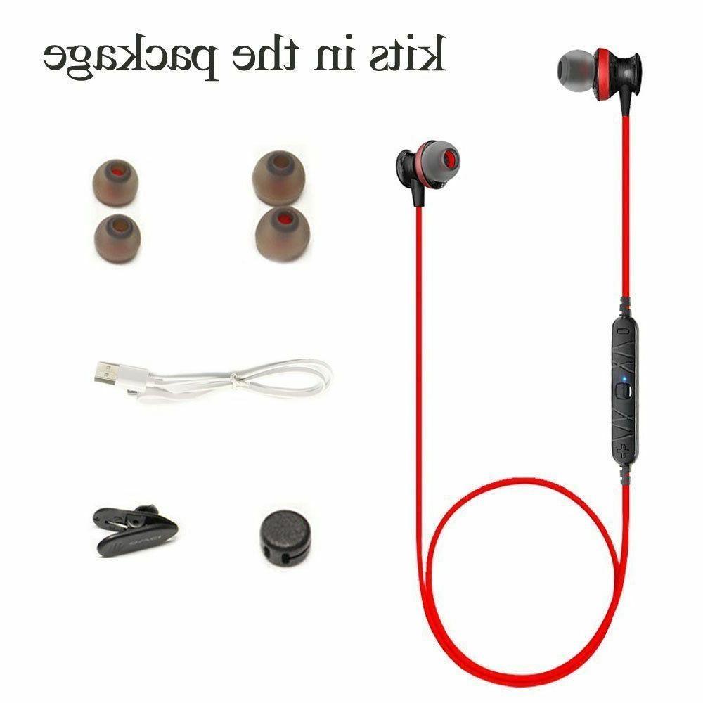 Awei Bluetooth 4.1 Noise Stereo Earphone A980BL