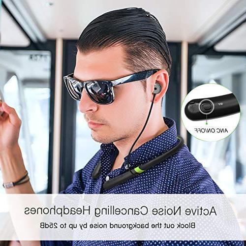 Mpow Bluetooth Neckband IPX6 Waterproof Sports