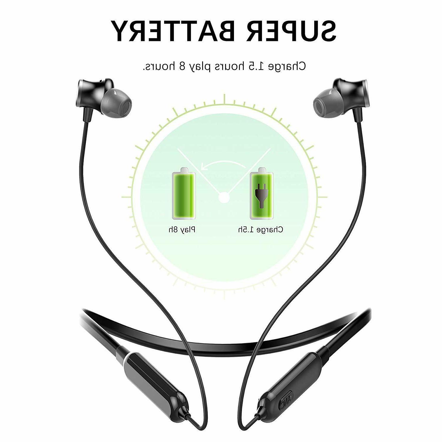 Active Wireless Earbuds