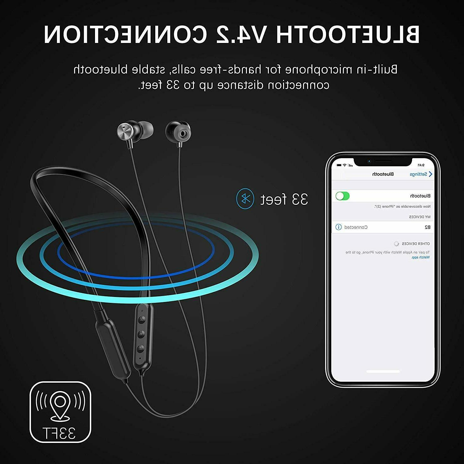 Active Wireless Headset Earbuds