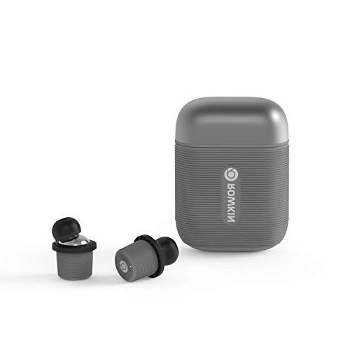 Rowkin Wireless Earbud Hours, Bluetooth Headphones & Deep Pairing Noise Reduction for iPhone