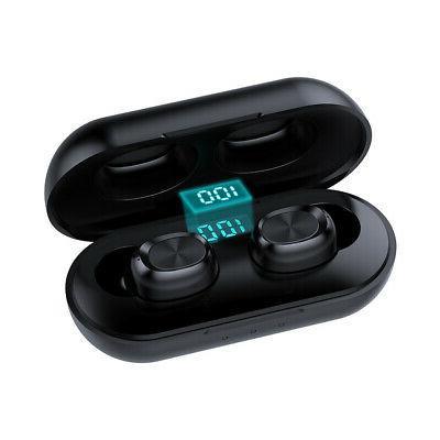B5 TWS Bluetooth 5.0 Wireless Stereo Earphones Sports Earbud