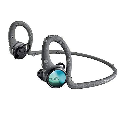 Plantronics FIT Wireless Waterproof Workout Headphones,