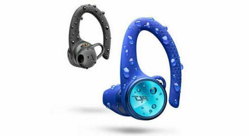 Plantronics Fit True Earbuds Black-Blue