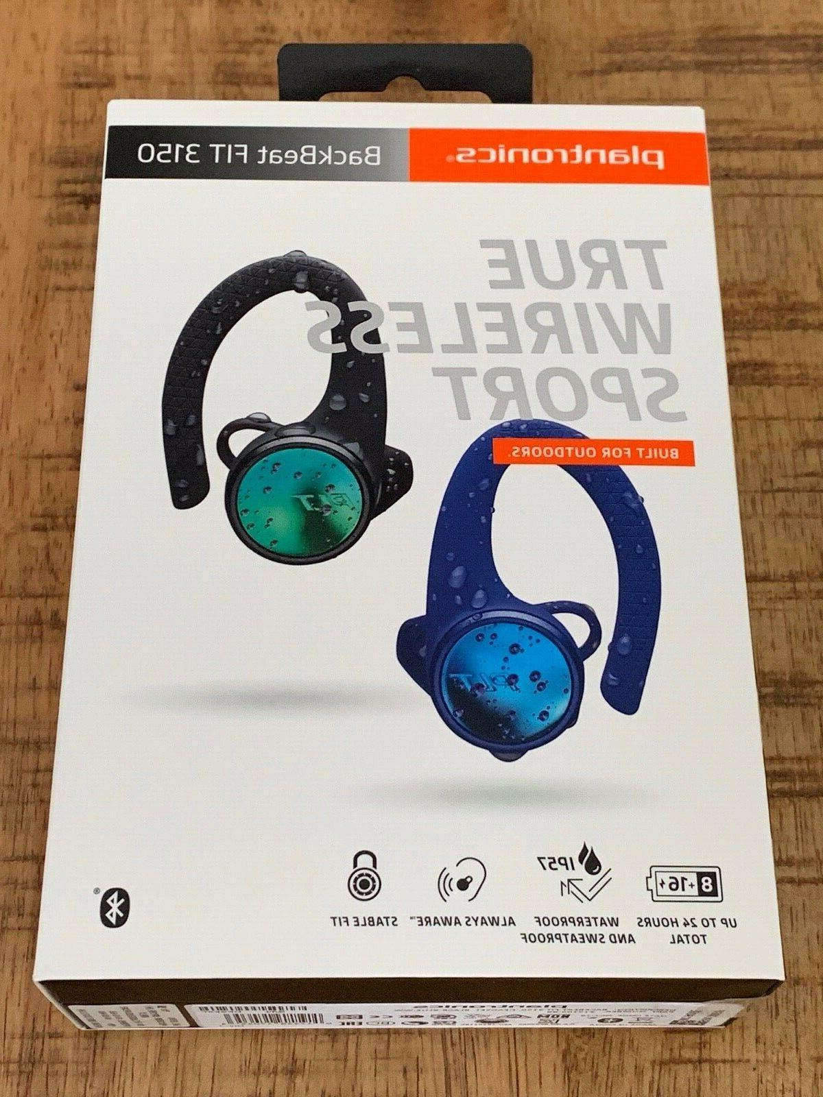 backbeat fit 3150 true wireless sport earbuds