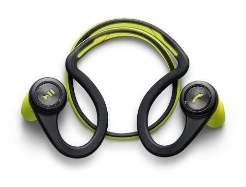 Plantronics BackBeat Headphones Retail Packaging -