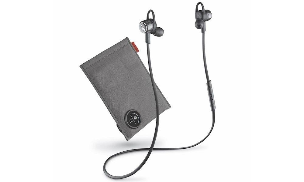 Plantronics BackBeat Bluetooth Earbuds - With Charge