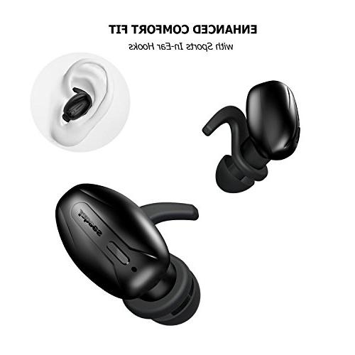 Jabees Beez Wireless Bluetooth Fast Charging Portable Charging – Ear Stereo Call Music – Google Assistant Headphone