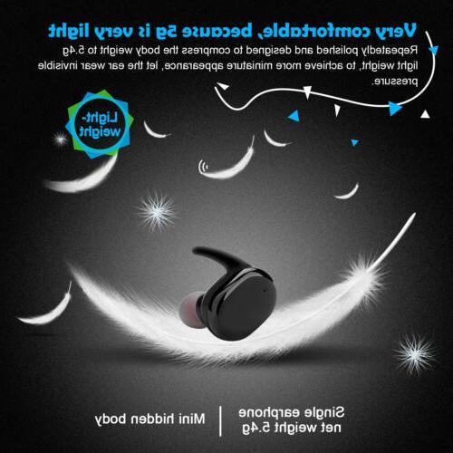 BEST True Wireless Bluetooth Headset