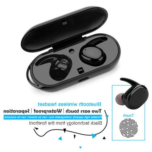 BEST QUALITY True Bluetooth Earbuds Headphones In-Ear Headset