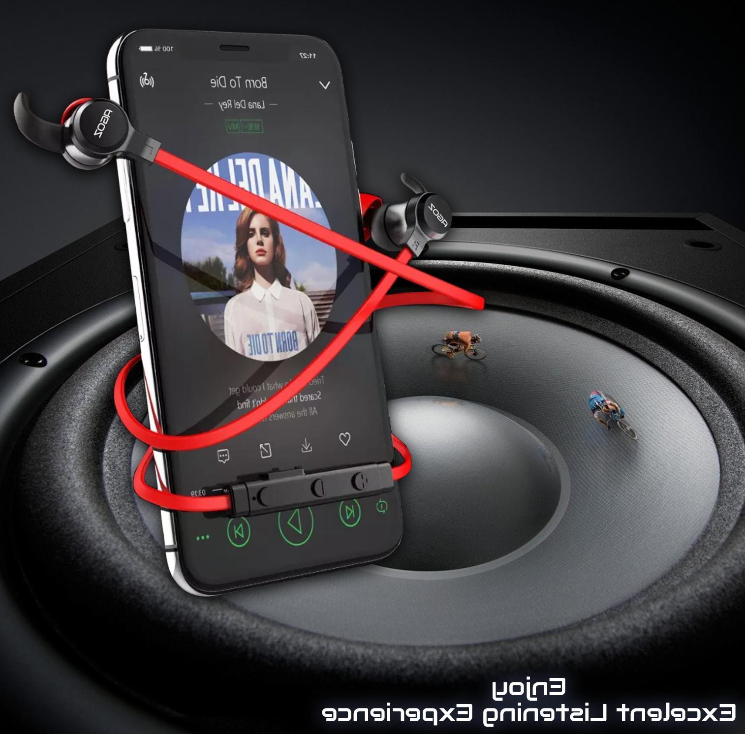 Best Wireless Sport Earbuds Earphones ZTE Phones