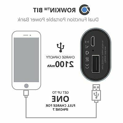 Rowkin Bit Charge Wireless Bluetooth