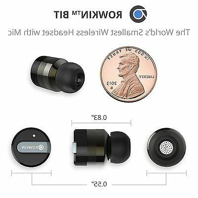 Rowkin Bit Wireless Bluetooth Earbud