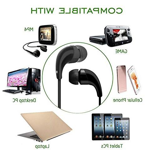 BargainPort Color Handsfree with Microphone Playback Control For Samsung Galaxy S V