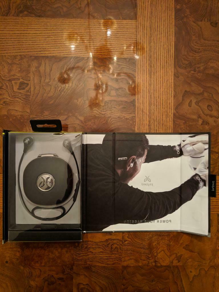 Jaybird Bluebuds Black Wireless Earbuds