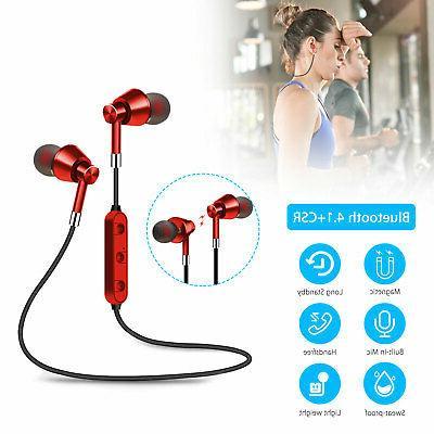Bluetooth 4.1 Magnetic Sports Gym
