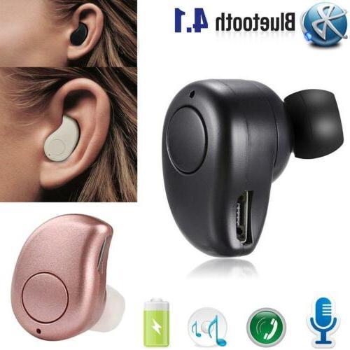 bluetooth 4 1 mini in ear wireless