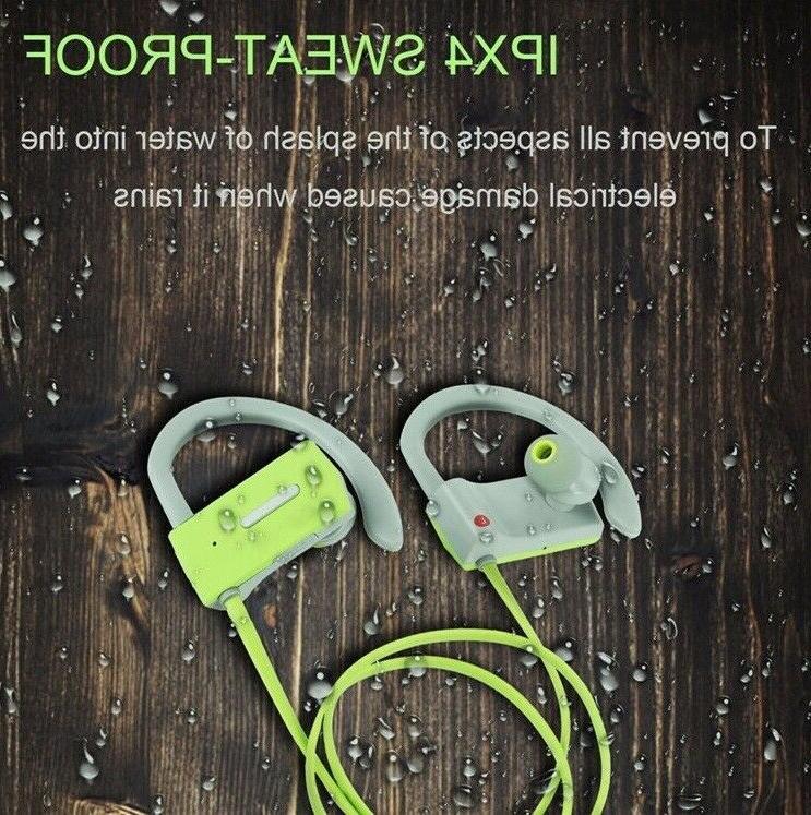 Bluetooth Wireless Headset w/