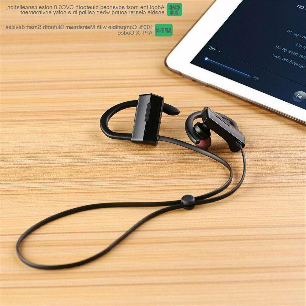 Bluetooth IPX4 Headphones Headset