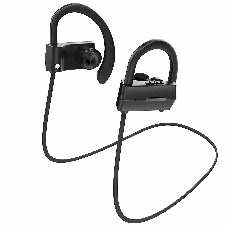 Bluetooth 4.1 IPX4 Headset w/