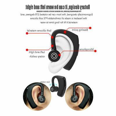 Wireless Earbuds Ear Stereo Headphone Earphone USA