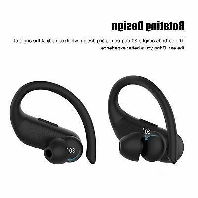 TWS Bluetooth Earhook HiFi Stereo