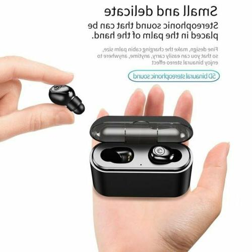 Bluetooth Wireless Earphone Mini Earbuds